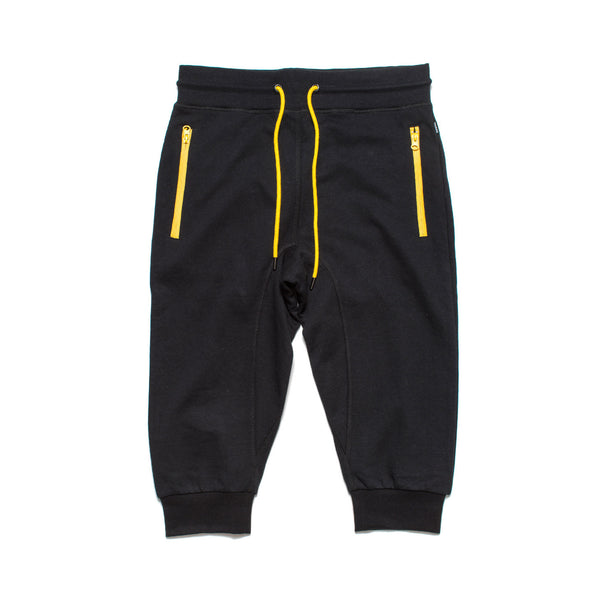 DROPCROTCH SWEATSHORT