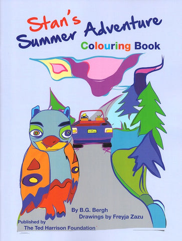 summer coloring pages all page 5 ted harrison 3026