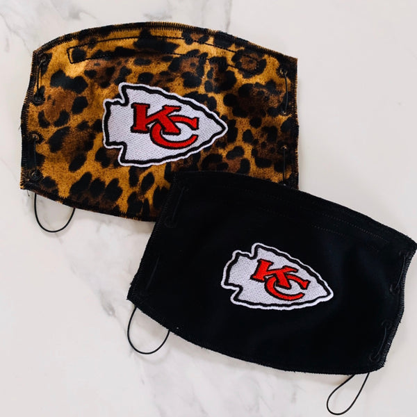 Adult Face Mask- Chiefs