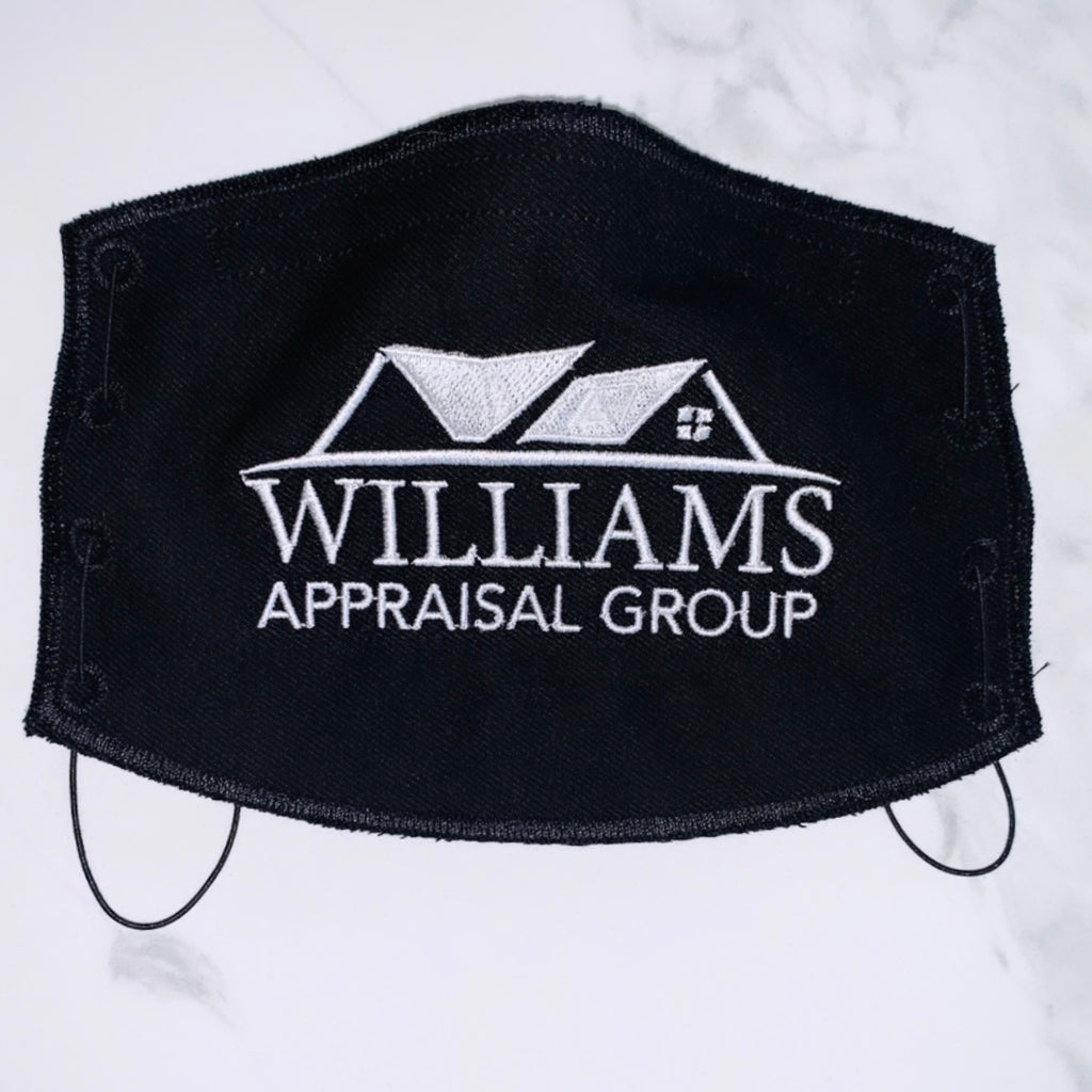 Adult Face Mask- Williams Appraisal Group