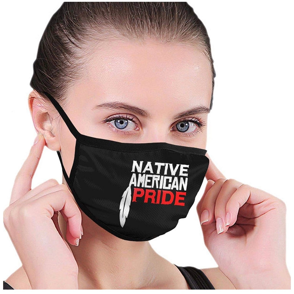 Native American Pride Face Mask
