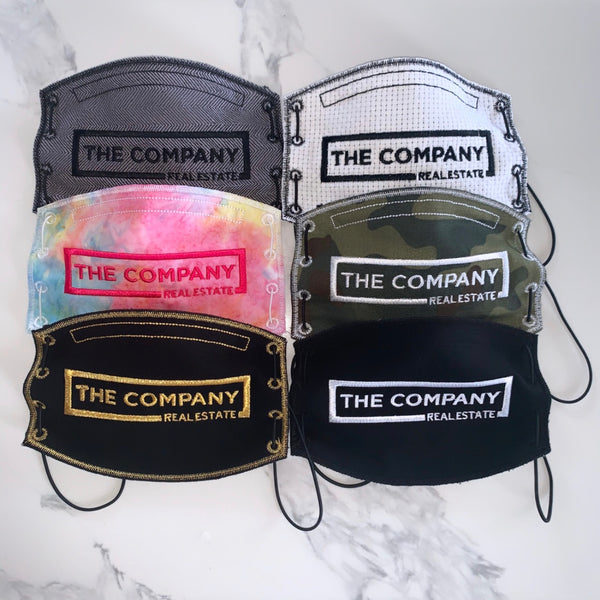 Adult Face Mask- The Company