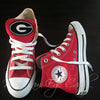 Customized Converse Sneakers- Georgia