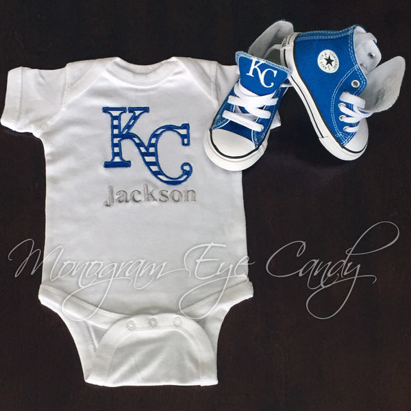 KC Onesie or Tee- Applique
