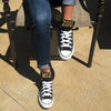 Customized Converse Sneakers-MIZZOU Edition- High Top