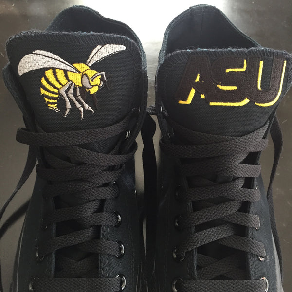 Customized Converse Sneakers- Alabama State University