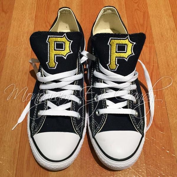 ce70c5582 Converse · Customized Converse Sneakers- Pirates Edition