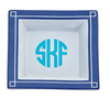 Monogrammed Small Blair Tray