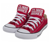 Customized Converse Sneakers- Climb Higher Edition