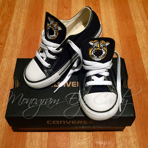 Customized Converse Sneakers- Truman Edition (Youth)
