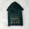 Happy HOLLA Days Hoodie