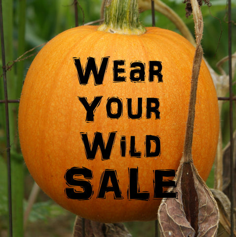 Wear Your Wild Autumn Jewelry Sale