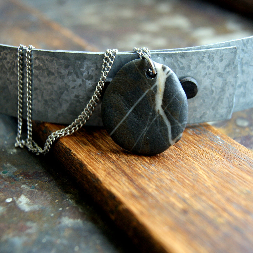 Wishing Stone Necklace by Wear Your Wild