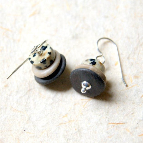 Cairn Earrings by Wear Your Wild