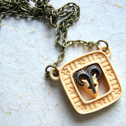 Ram Necklace
