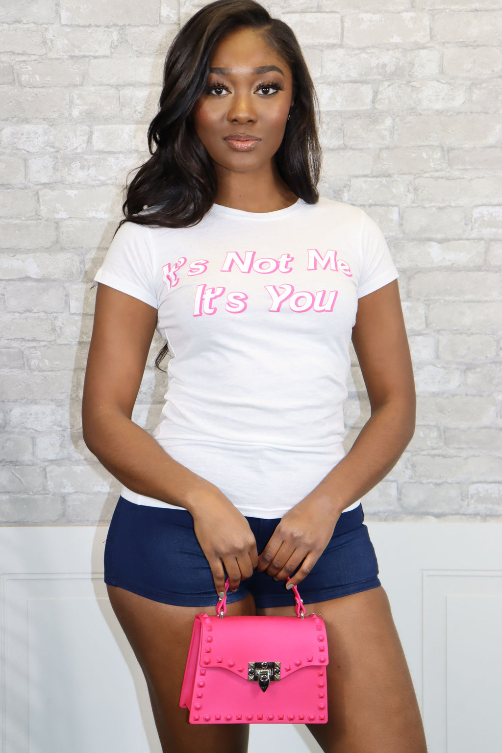 IT'S YOU GRAPHIC SHIRT - Spice Boutique