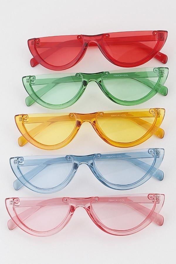 HALF ON IT RIM SHADES - Spice Boutique