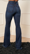 JACKIE DARK FLARE JEANS - Spice Boutique