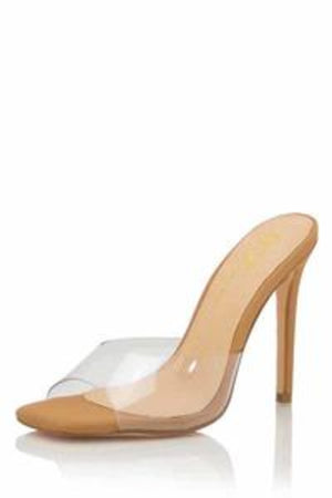 ESSENTIAL NUDE HEELS - Spice Boutique