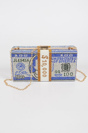BLING MONEY BAGS - Spice Boutique