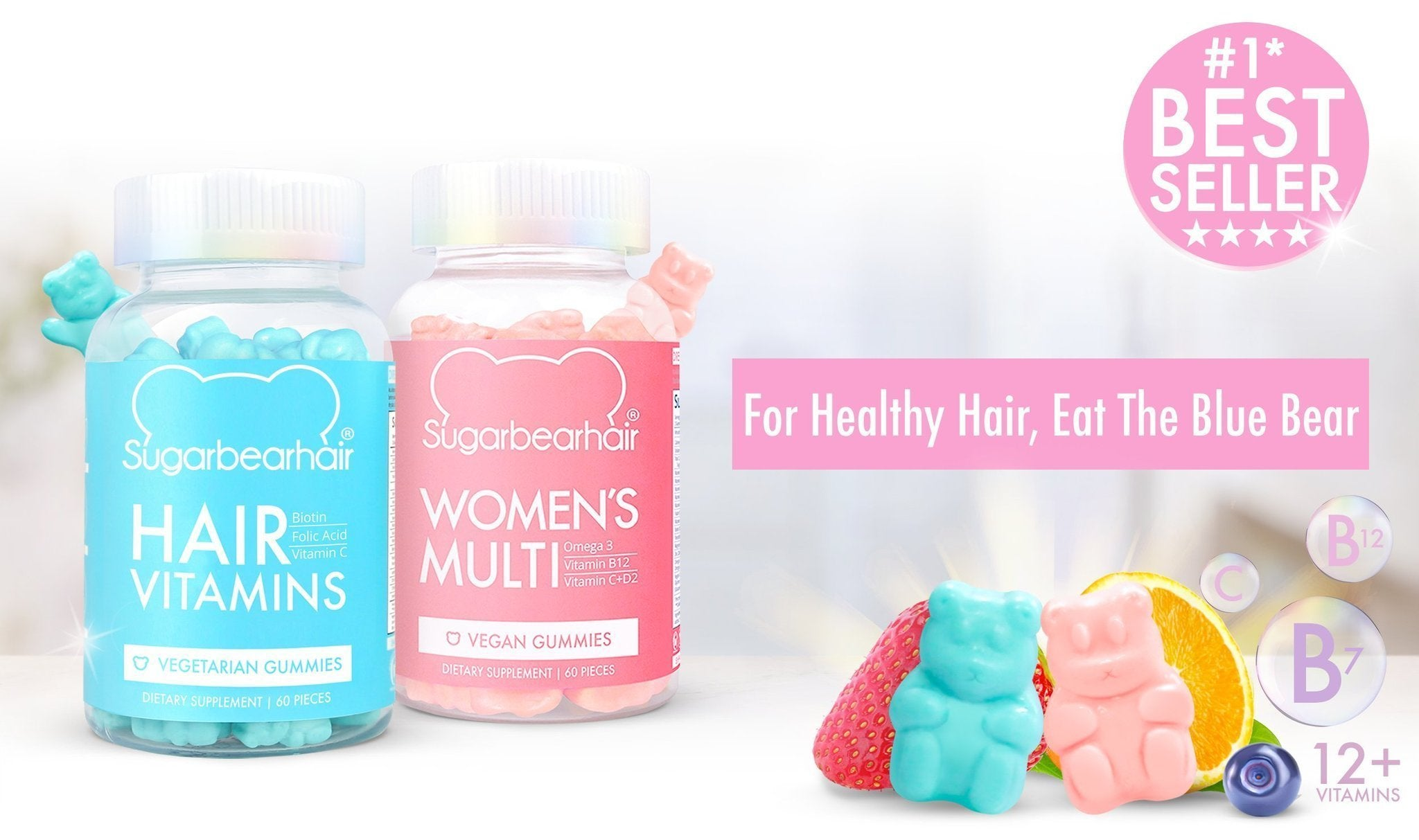 Hair Vitamins | Women's Multi