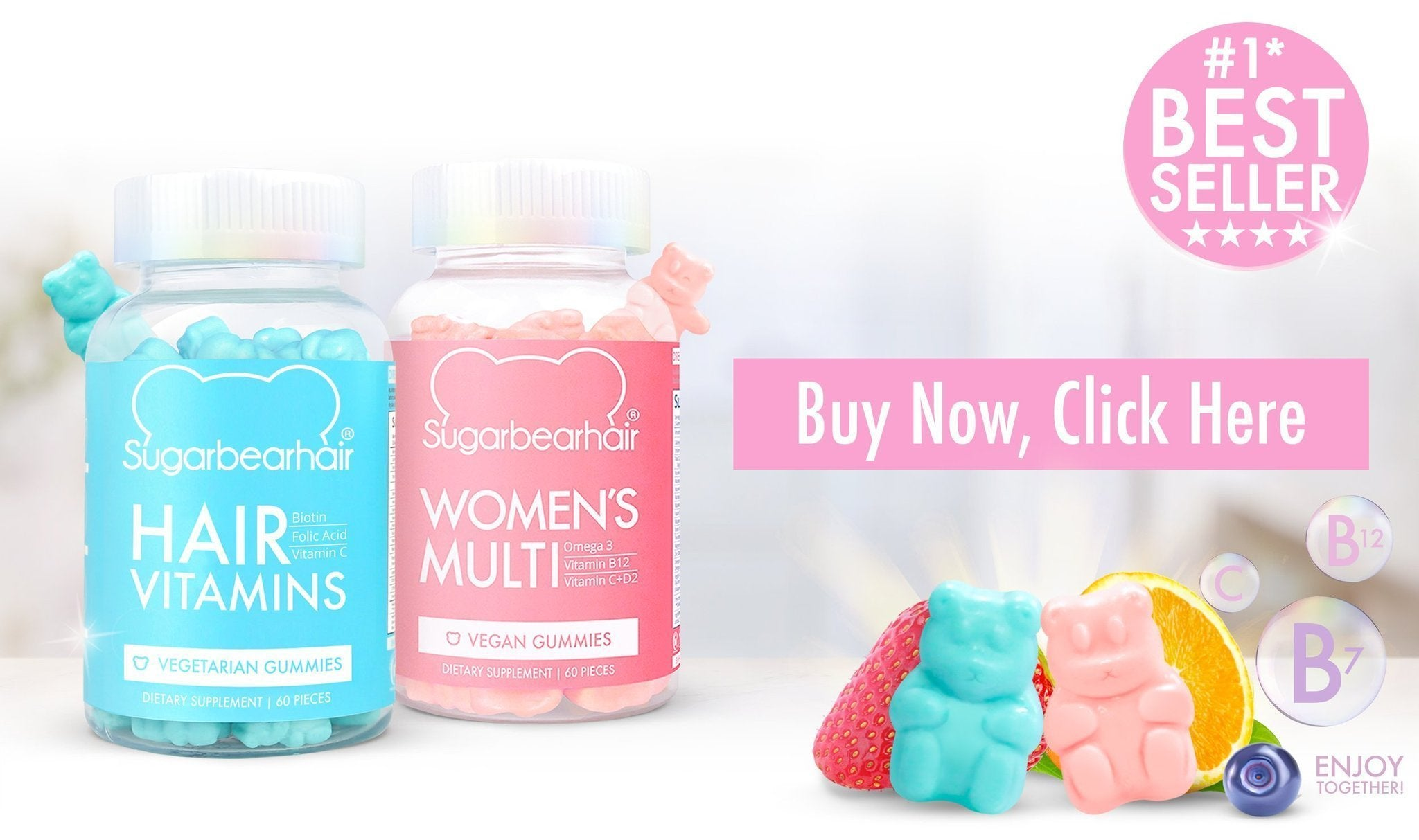 SugarBearHair com - Revolutionary Hair Vitamins