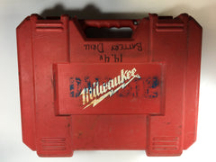 Milwaukee Power Plus 14.4 Volt Drill with Case