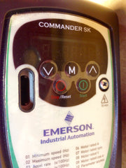 Emerson Industrial Automation Commander SKB3400075