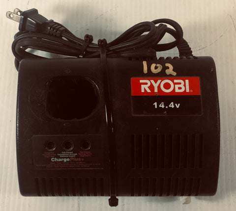 Ryobi 14.4 v Charge Plus 1412001 Class 2 Battery Charger