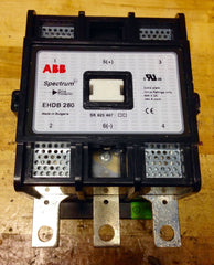 ABB EHDB 280 Spectrum Drive Contractor 600 VDC - Electrical Equipment - Metal Logics, Inc. - 3