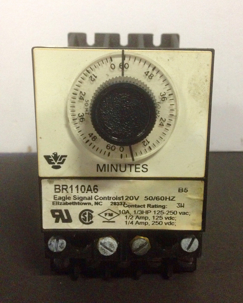 Eagle Signal Controls Timer BR110A6 - Electrical Equipment - Metal Logics, Inc. - 3