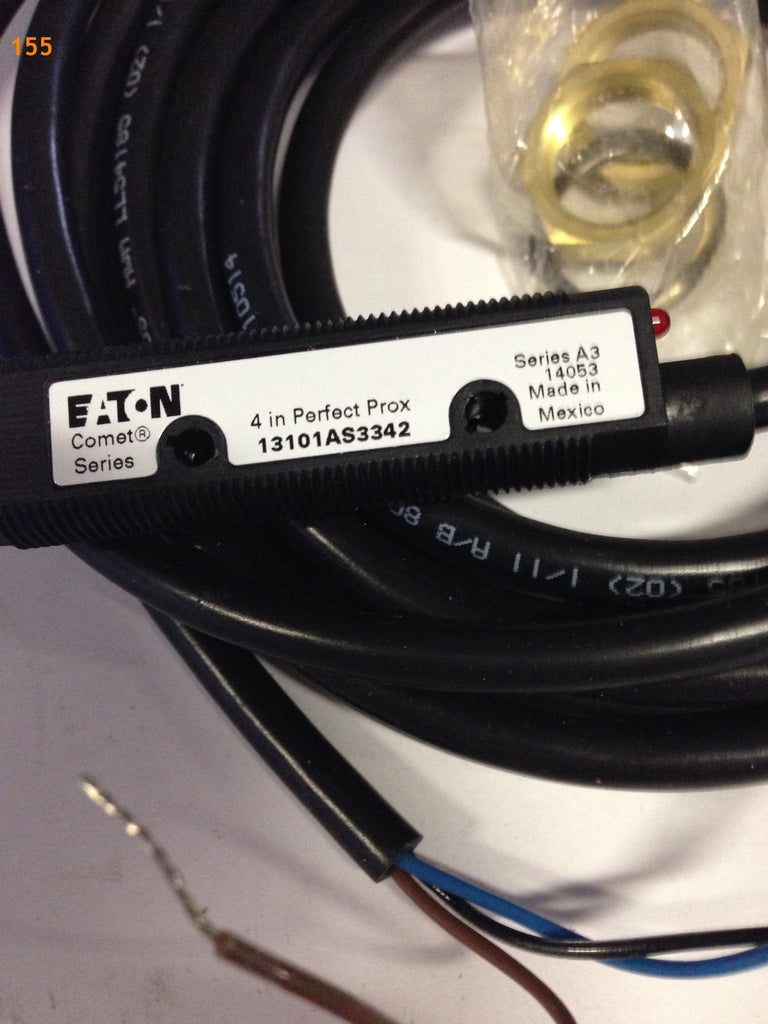 Eaton Photoelectric Sensor Comet Series 13101AS3342 - Electrical Equipment - Metal Logics, Inc.
