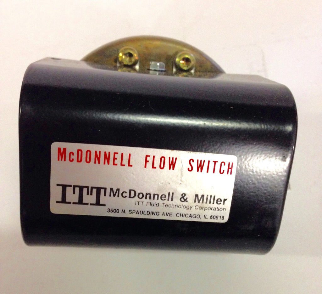 McDonnell and Miller Flow Switch
