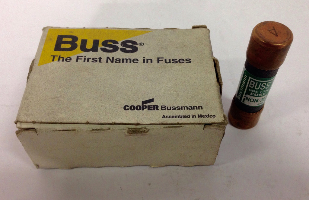 Buss Fuses NON-30 Box of 10