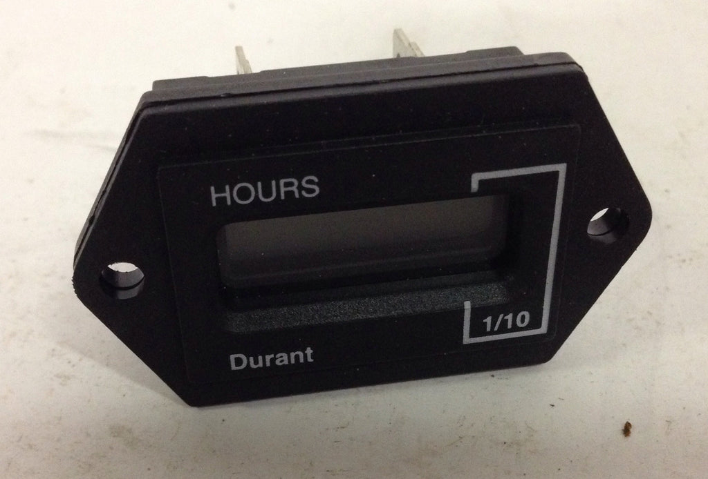 Durant Hourmeter E42DI2448230R - Electrical Equipment - Metal Logics, Inc.
