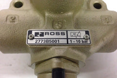Ross Solenoid Valve 2773B5001 - Valves - Metal Logics, Inc. - 2