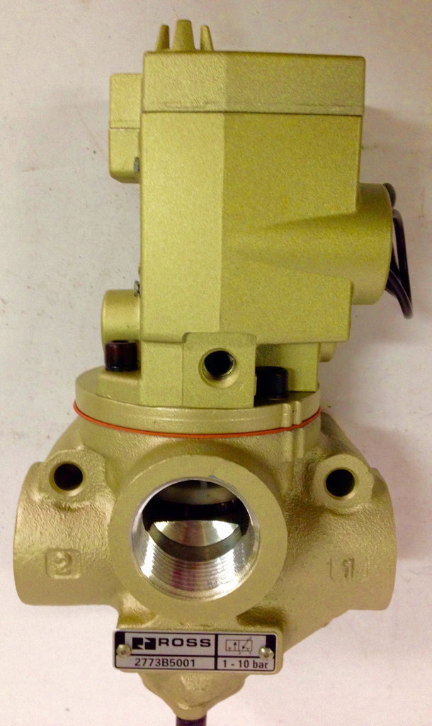 Ross Solenoid Valve 2773B5001 - Valves - Metal Logics, Inc. - 1