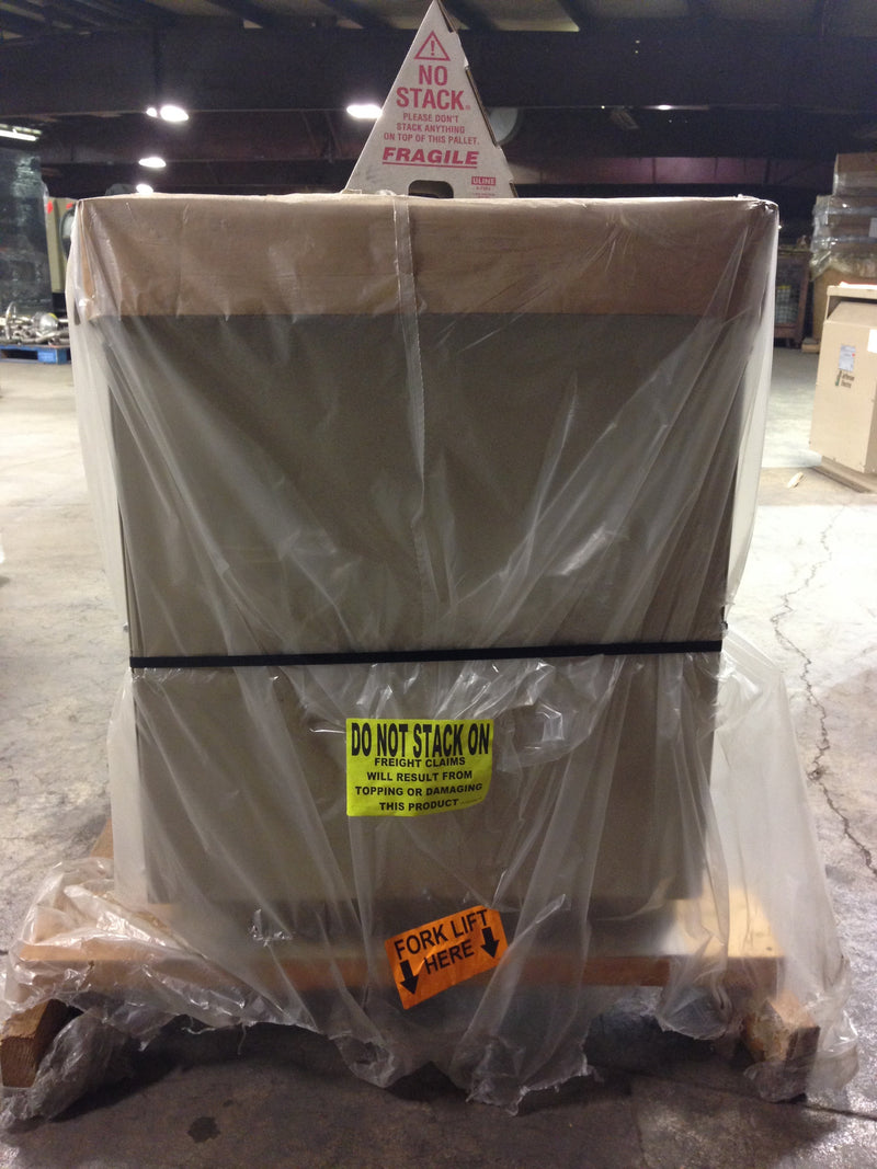 Jefferson Electric Dry Type Drive Isolation Transformer 51 KVA  423-E001-092 - Transformers - Metal Logics, Inc. - 2