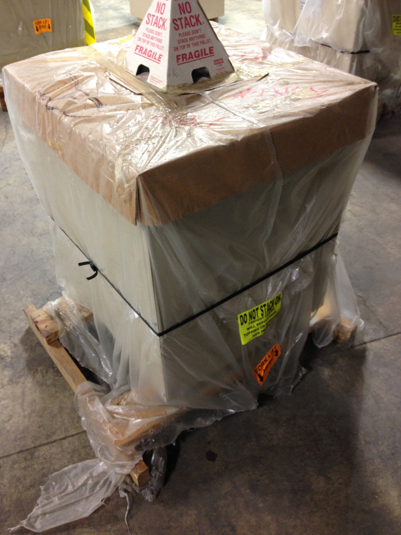 Jefferson Electric Dry Type Drive Isolation Transformer 51 KVA  423-E001-092 - Transformers - Metal Logics, Inc. - 5
