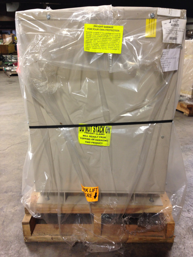 Jefferson Electric Dry Type Drive Isolation Transformer KVA 85 423-E001-370 - Transformers - Metal Logics, Inc. - 1