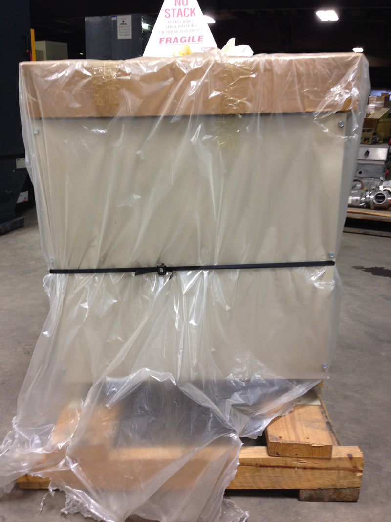 Jefferson Electric Dry Type Drive Isolation Transformer 423-E001-090 KVA 63 - Transformers - Metal Logics, Inc. - 2