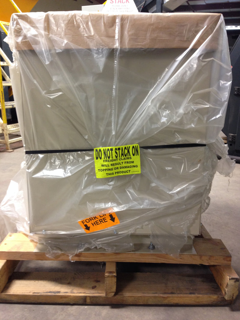 Jefferson Electric Dry Type Drive Isolation Transformer 423-E001-090 KVA 63 - Transformers - Metal Logics, Inc. - 7