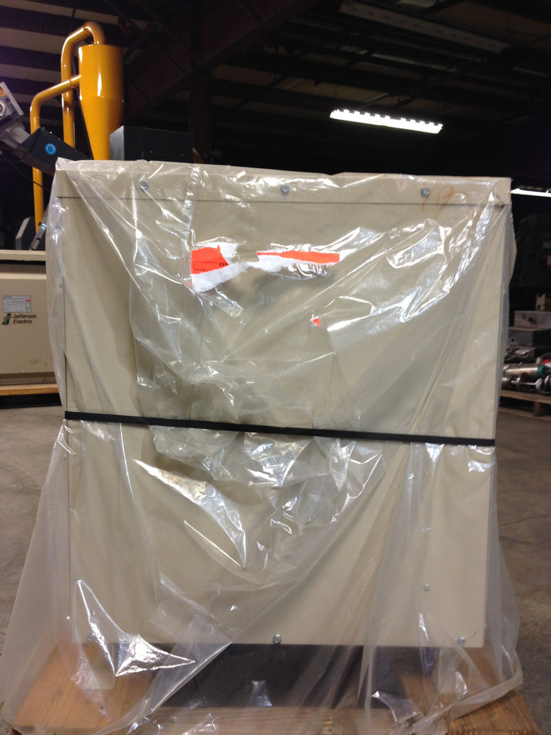 Jefferson Electric Dry Type Drive Isolation Transformer  423-0001-481 KVA 34 - Transformers - Metal Logics, Inc. - 3