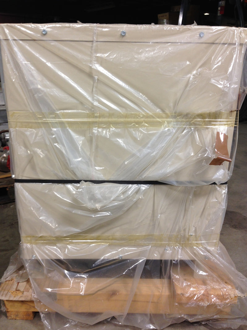 Jefferson Electric Dry Type Drive Isolation Transformer 423-0001-801 KVA 45 - Transformers - Metal Logics, Inc. - 6