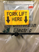 Jefferson Electric Dry Type Drive Isolation Transformer 423-0001-801 KVA 45 - Transformers - Metal Logics, Inc. - 3