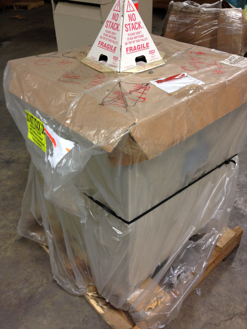 Jefferson Electric Dry Type Drive Isolation Transformer	 423-E001-097 KVA 51 - Transformers - Metal Logics, Inc. - 8