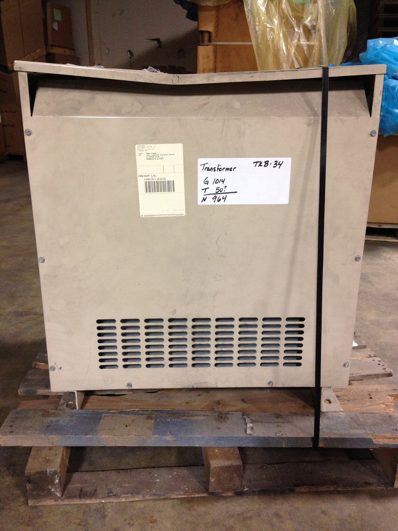Jefferson Electric DC Output Filter	  300-5053-106 360 Hz Volts 500 Amps 250 - Elevator Parts - Metal Logics, Inc. - 1