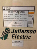 Jefferson Electric DC Output Filter	  300-5053-106 360 Hz Volts 500 Amps 250 - Elevator Parts - Metal Logics, Inc. - 7