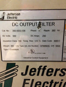 Jefferson Electric DC Output Filter	  300-5053-106 360 Hz Volts 500 Amps 250 - Elevator Parts - Metal Logics, Inc. - 8