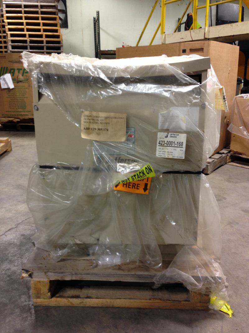 Jefferson Electric Dry Type Drive Isolation Transformer 423-0001-168 KVA 34 - Transformers - Metal Logics, Inc. - 9
